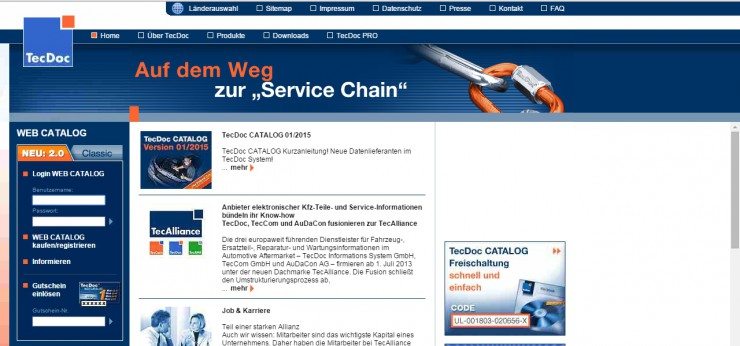 Alle Produkte von MOTUL nun im TecDoc-Online-Katalog vertreten: Alles auf einen Blick