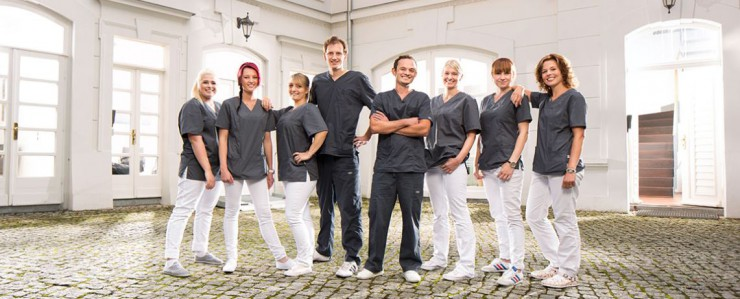 Zahnarztpraxis in der Remise - Der neue Praxisstandort