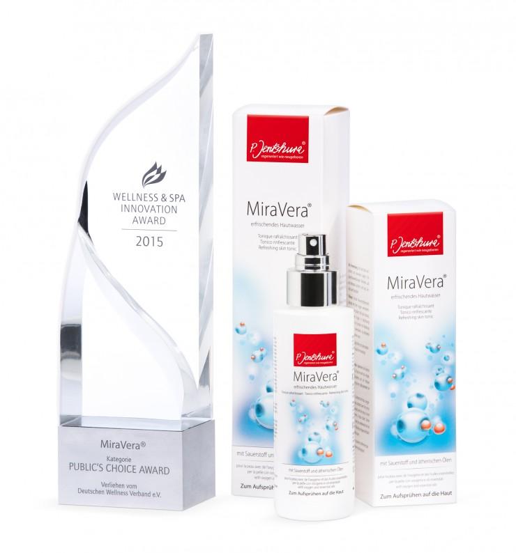 Innovationspreis für MiraVera