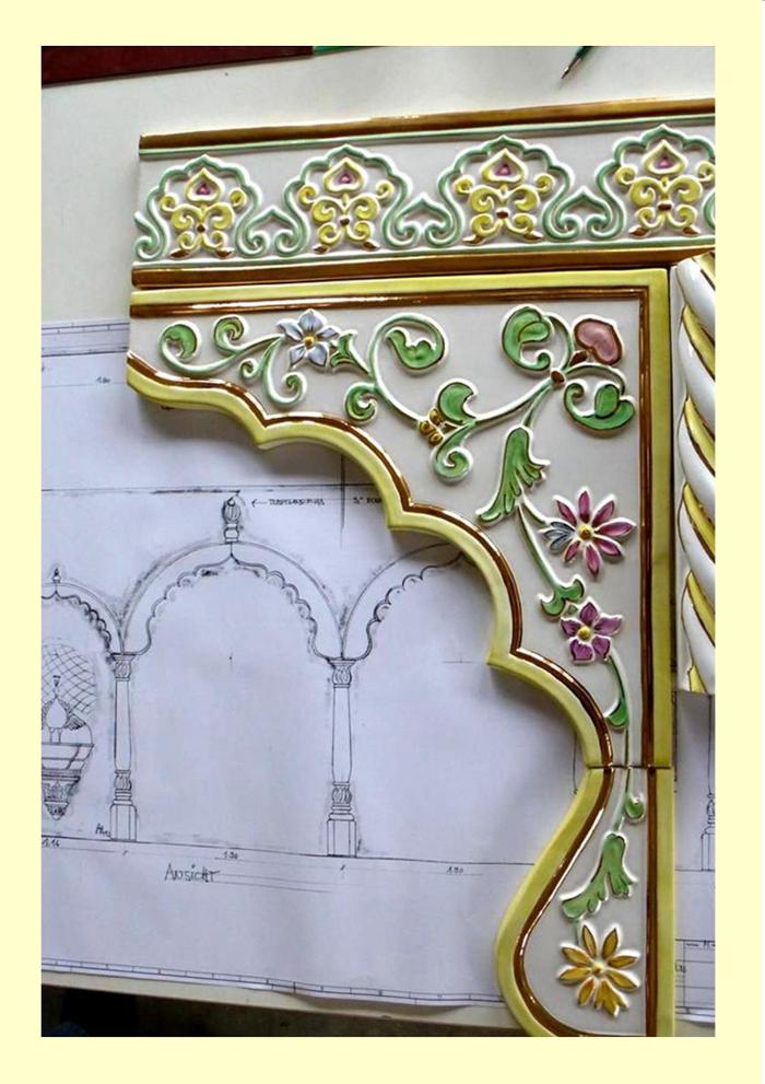Kreative Spa-Keramik - das sanfte Flüstern der Schönheit
