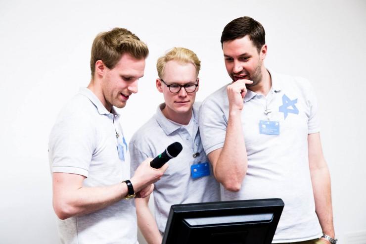 Geschäftsmodell 'Wrist Doctor' gewinnt bei internationaler Entrepreneurship-Konferenz der HHL
