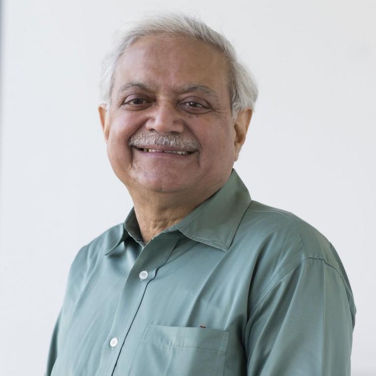 Lehren über Indien und Lernen von Deutschland. Neuer Indischer Professor an der HHL.