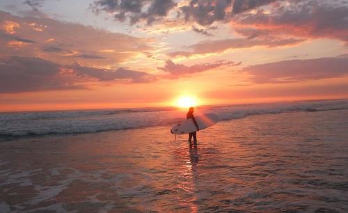 TheCaliCamp. Erlebnisreise ins Surfer-Paradies