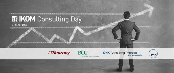 IKOM Consulting Day 2015