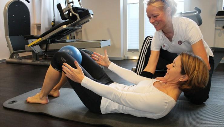 Reha Kirchrode - Osteopathie, CMD, Reha Training