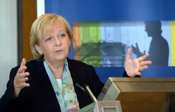 NRW als Leitregion der Industrie 4.0: acatech Akademietag mit Hannelore Kraft