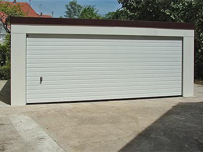 Alarmanlage oder Aufschiebesicherung für Exklusiv-Garagen?