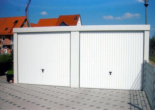 Optik, Sicherheit und Technik in Fertiggaragen von Garagenrampe.de