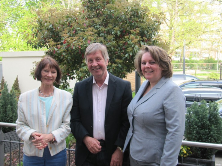 Freelancer International e.V. - Regionalgruppe Frankfurt stellt sich neu auf