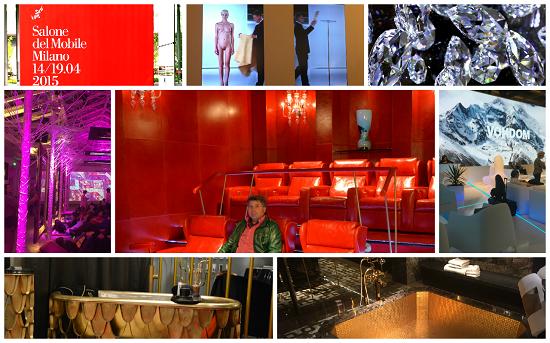Salone del Mobile 2015: Top-Designer Torsten Müller berichtet über die neuen Design-Trends aus Mailand