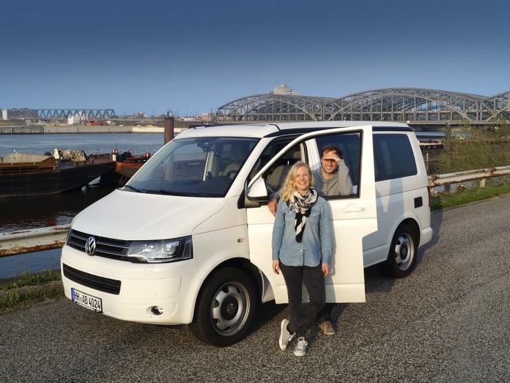 Start-Up Ahoi Bullis vermietet Camper nach Baukastenprinzip - Pressemitteilung