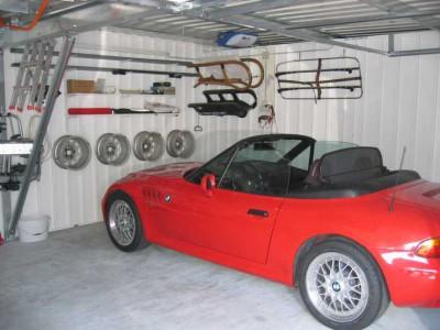 Mit Garagenrampe.de sicher und gepflegt: getunte Autos