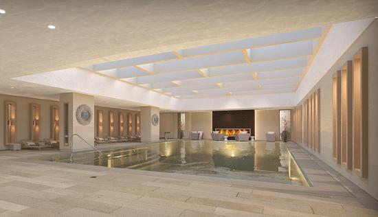 Exklusivität mit Naturstein von JUMA auf Sylt im neuen Severin*s Resort & Spa