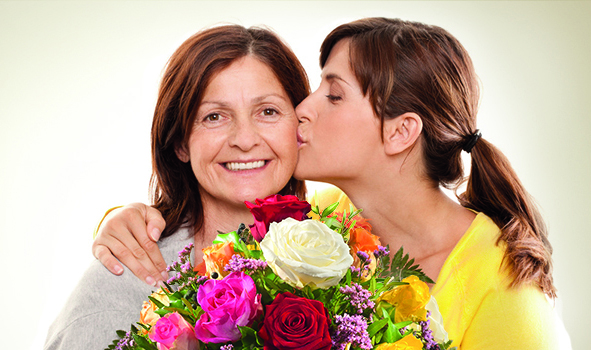 Danke an die beste Mama: Sag es mit Blumen zum Muttertag