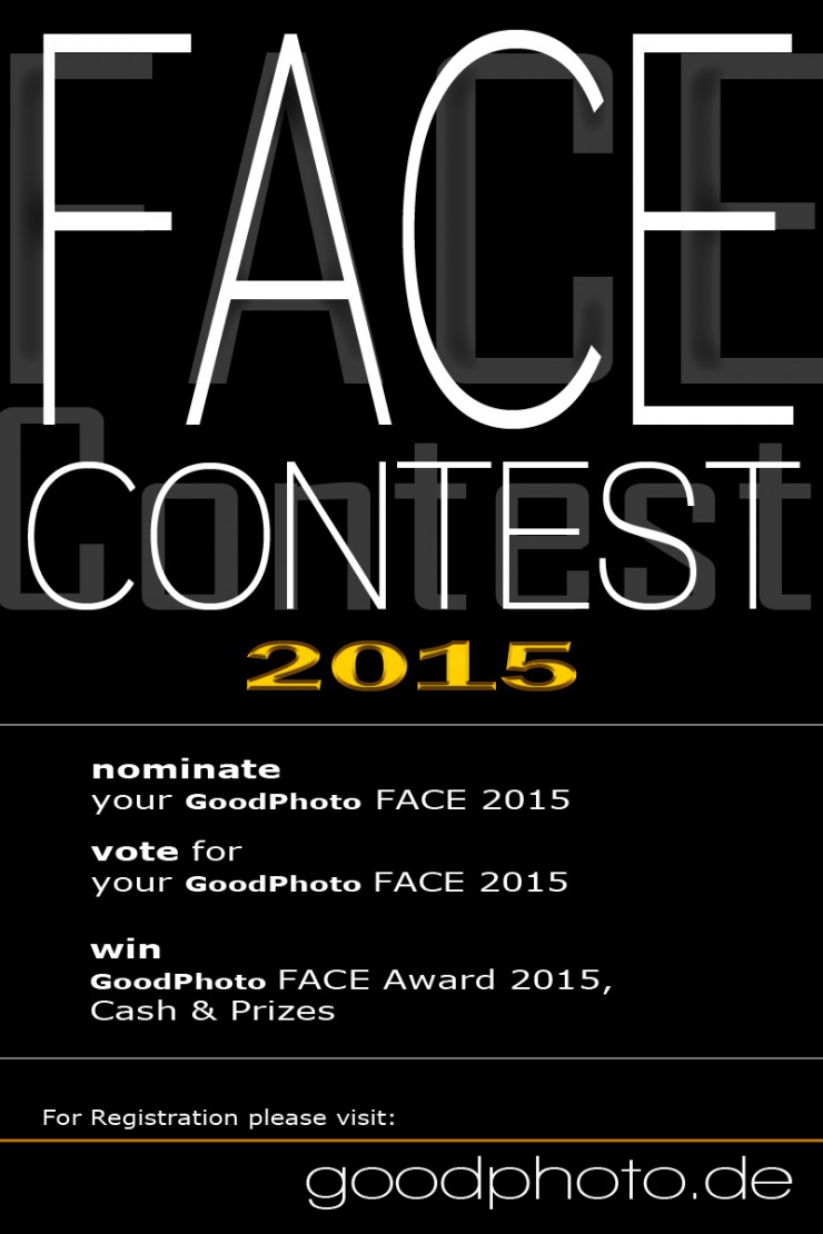 GoodPhoto FACE Contest 2015