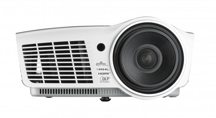 VIVITEK DH913  Full HD Multimedia-Projektor mit 1,5fach Zoom