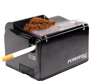 die elektrische Zigarettenstopfmaschine - die Revolution für Raucher