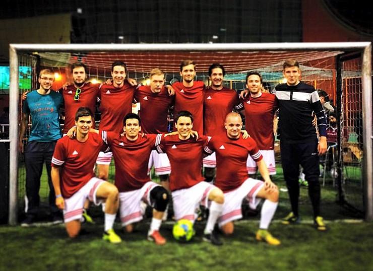 XIX European Ivy League: Soccer Tournament of European Business Schools in Leipzig Was a Great Success