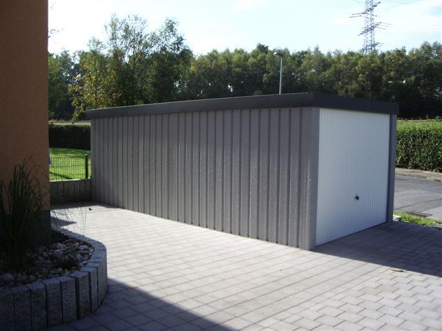 Garagenrampe.de: Garagenbau und Lebenszeit