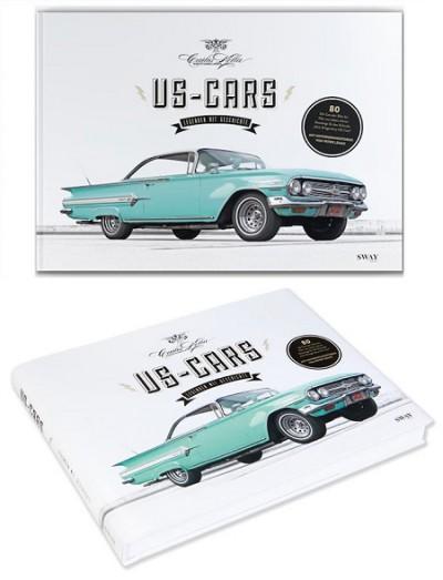 OPEN HOUSE und US-Cars - Carlos Kella stellt bei Ars Vivendi seinen neuen Bildband vor