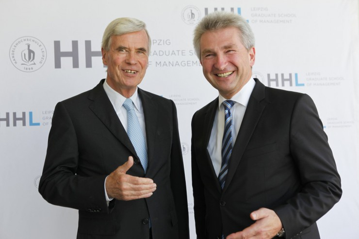 Beste Chancen für Start-ups: HHL vernetzt Investoren und Gründer aus dem In- und Ausland in Leipzig