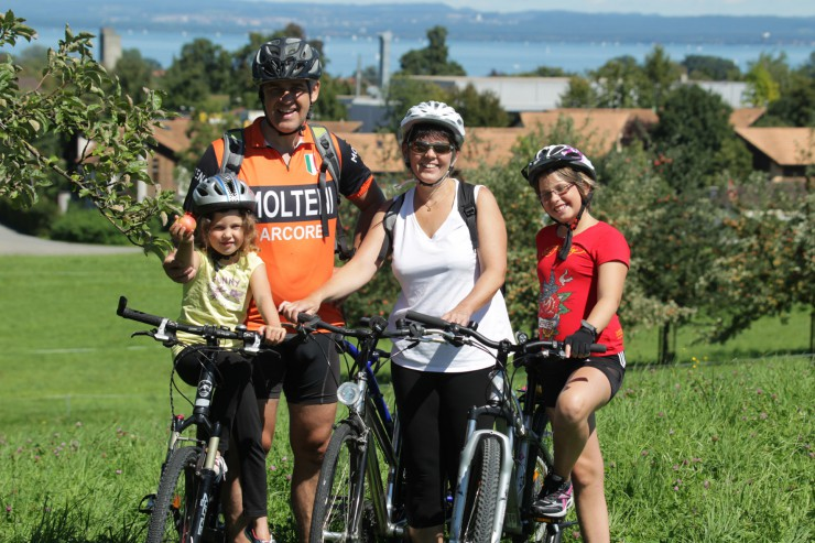 Familienerlebnisse am Thurgauer Bodensee