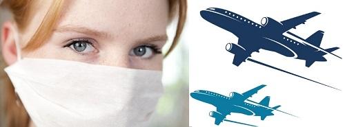 Reise-Empfehlung: Antibakterieller Mundschutz gegen Infektionen durch multiresistente Viren und Keime
