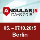 Die AngularJS Days 2015
