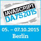 Die JavaScript Days 2015