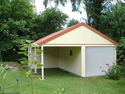 Garagenrampe.de: Garage und Garten als Rückzugsort