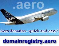 Darf ich eine aero-Domain registrieren?