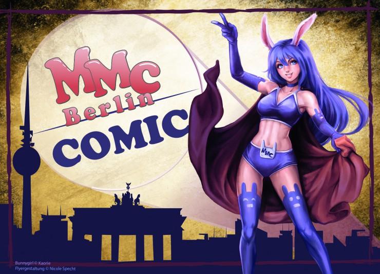 MMC Berlin expandiert - MMC goes Comic
