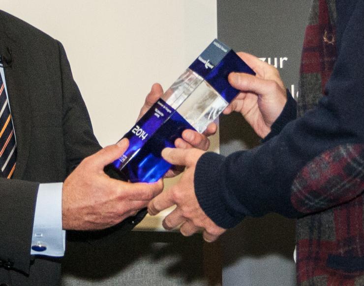 Höchste Auszeichnung der Human-Telematik hält Preise im Wert von 20.000EUR bereit