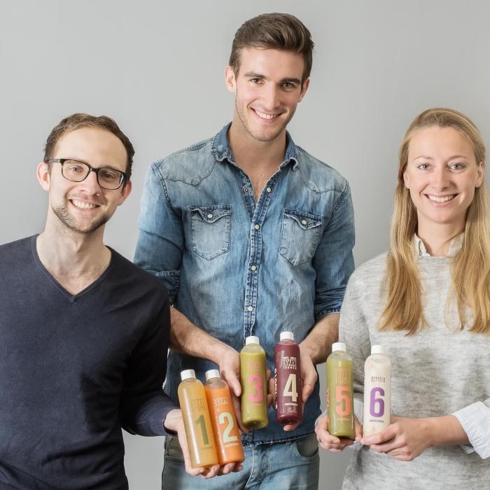 Arbeitsplatz Start-up. HHL-Absolventin setzt auf weltweiten Ernährungstrend und lokale Erzeugung