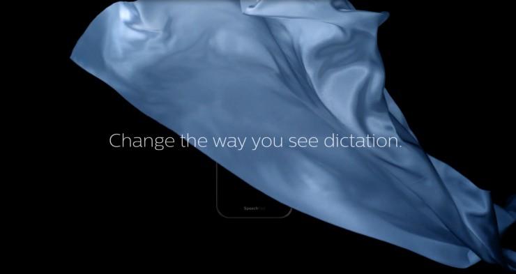 Philips SpeechPad: Ein Ausblick auf die Zukunft der Diktiertechnologie