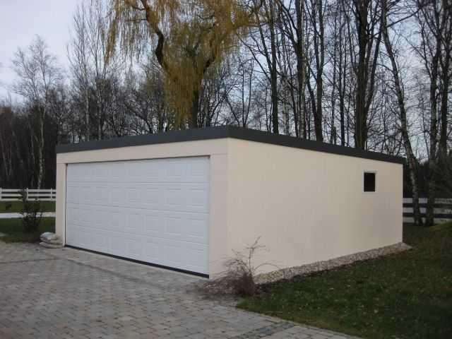 Schlichte Exklusiv-Garagen zu Kunstwerken gewinnend gestalten