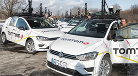 Bosch und TomTom arbeiten an Karten-technologie für das automatisierte Fahren