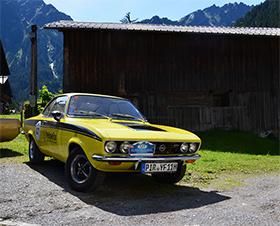 Telematik von YellowFox unterstützt die 18. Silvretta Classic Rallye Montafon
