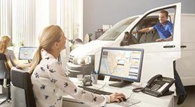 Über 500.000 Fahrzeugabonnements für TomTom Telematics