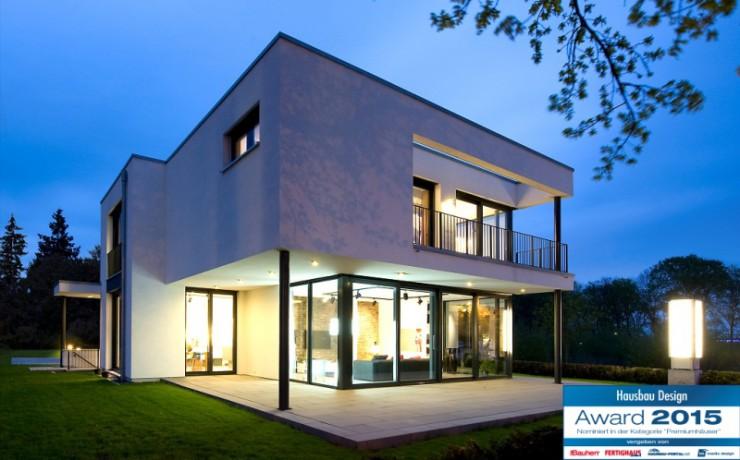 Hausbau Design Award 2015: Heinz von Heiden in fünf Kategorien nominiert