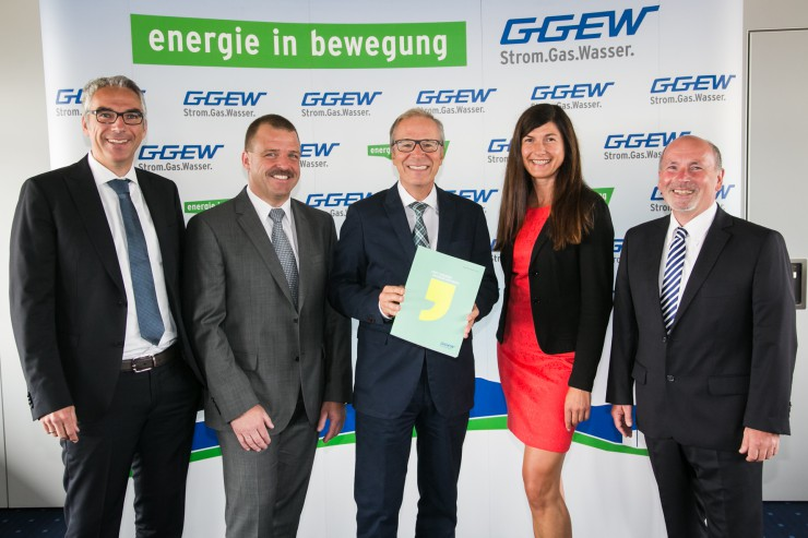 GGEW AG schreibt Erfolgsgeschichte fort