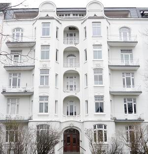 Alster-Terrain bietet Wohnraum in den begehrtesten Stadteilen Hamburgs