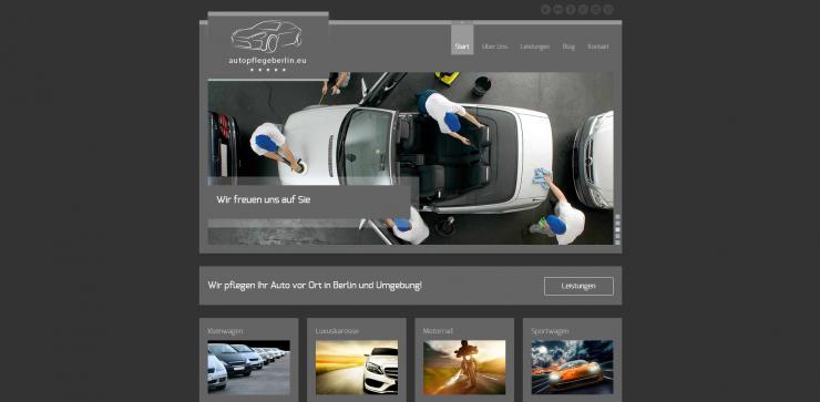Mobile Fahrzeugpflege begeistert Deutschland