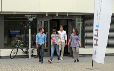 HHL bietet Deutschkurse bereits vor Studienstart an