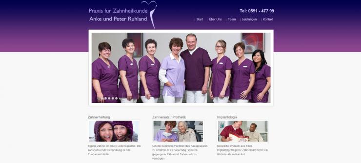 Prophylaxebehandlung bei Zahnarzt Göttingen