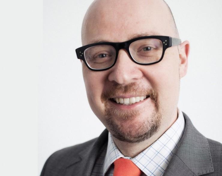 Patrick Geus wird neuer Prorektor der IUBH