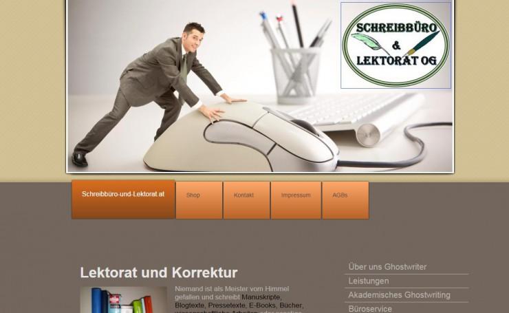 Schreibbuero-und-lektorat.at bietet Textdienstleistungen im akademischen Bereich