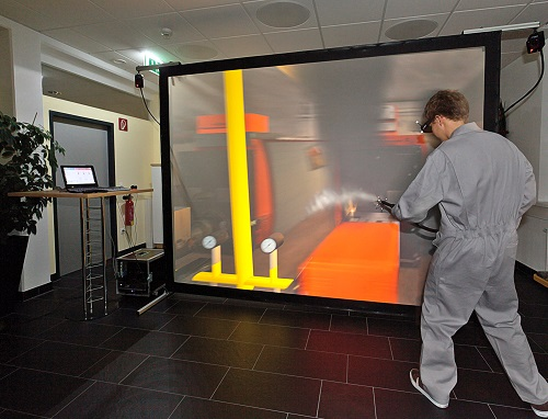 Virtuelles Training rettet reale Leben