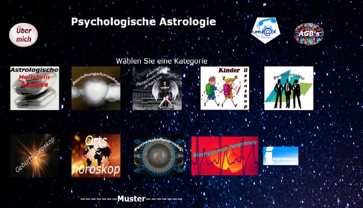 persönliches-horoskop.at erstellt Ihr Geburtshoroskop, Partnerschaftshoroskop, Kinderhoroskop oder Ortshoroskop