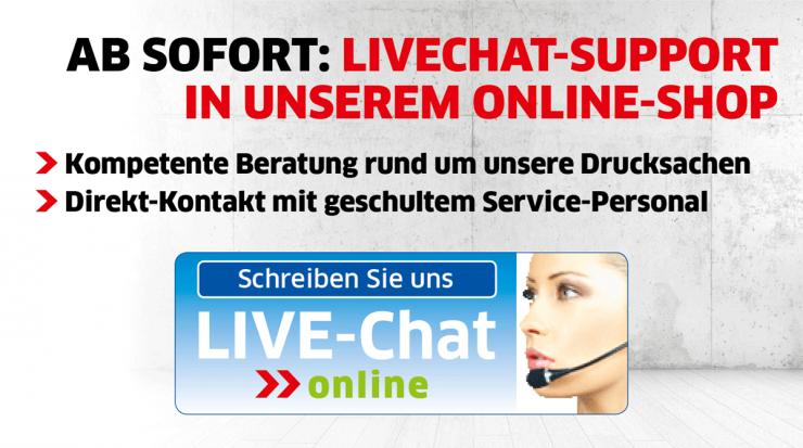 Primus-Print.de jetzt mit Live-Chat-Support im Online-Shop